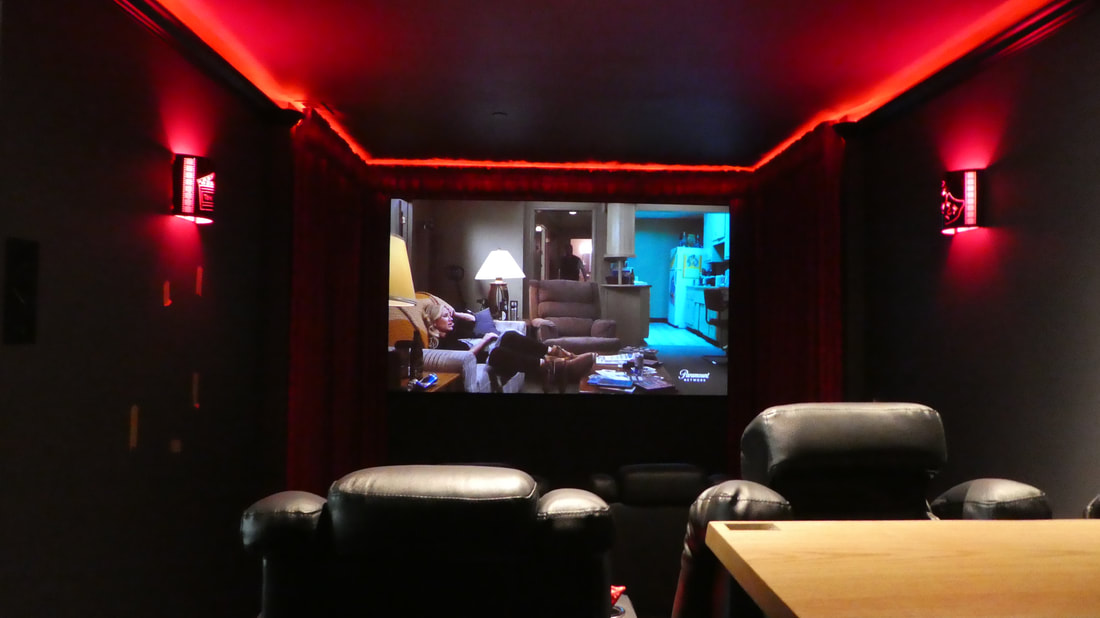 Home THeater, Installation, Speaker, Wireless,surround Sound, Redmond Woodinville